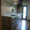 システムキッチン扉作り替え工事
