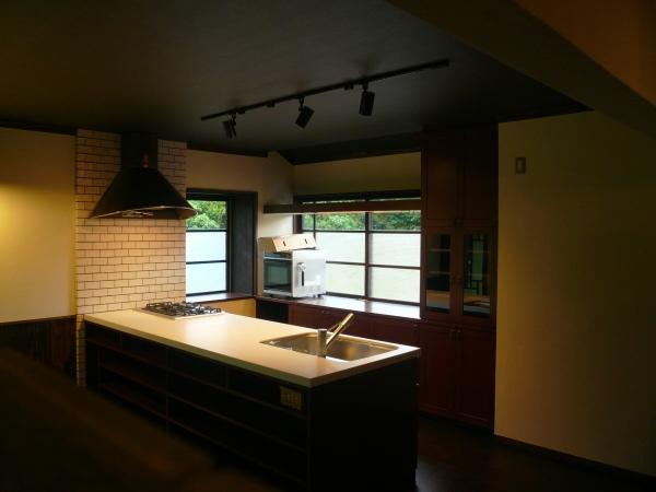 オリジナルキッチン+収納