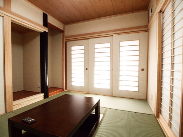 戸襖 和室側