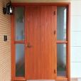 KDM邸 玄関ドア作り変え工事